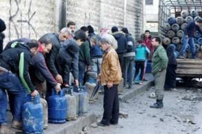 عودة خط غاز رئيس في وسط سوريا للعمل غداة إعلان تعرّضه للتخريب