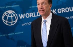 رئيس البنك الدولي ديفيد مالباس