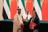 المؤسسة الوطنية النووية الصينية تنشئ مقرًا لها في الإمارات