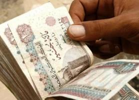 الجنيه المصري إلى ارتفاع مقابل الدولار