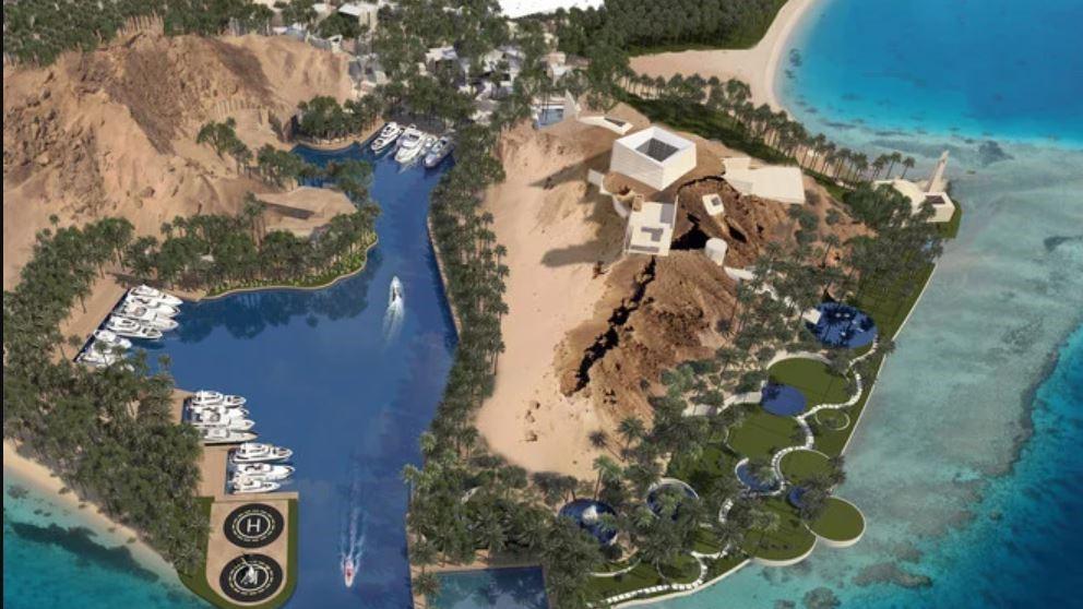 السعودية نيوز |  أمالا.. مشروع سياحي سعودي ضخم بقروض خضراء