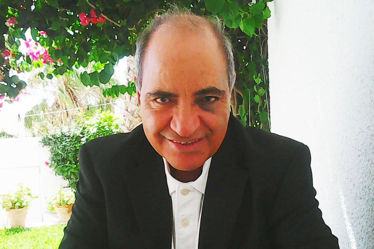 الكاتب التونسي حسونة المصباحي