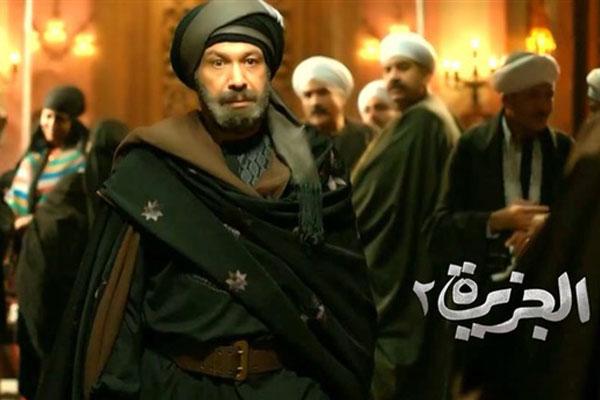 الفنان الراحل خالد صالح بدوره في فيلم الجزيرة2