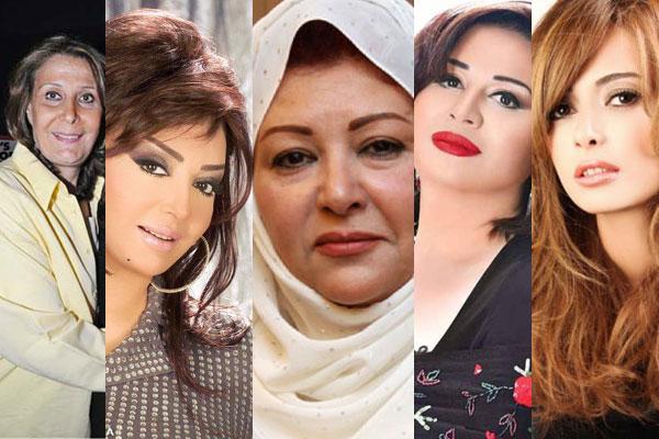 فنانات مصر يتحدثن لـ