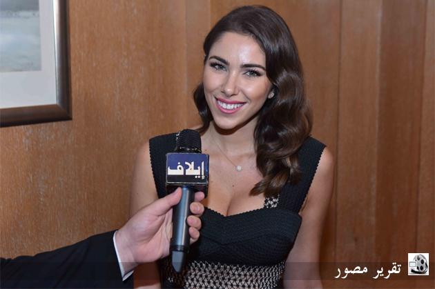 مقدمة البرامج اللبنانيّة دانييلا رحمة