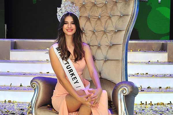 ملكة جمال تركيا للعام 2015