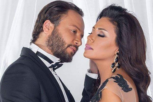 رانيا يوسف ومكسيم خليل يجتمعان في