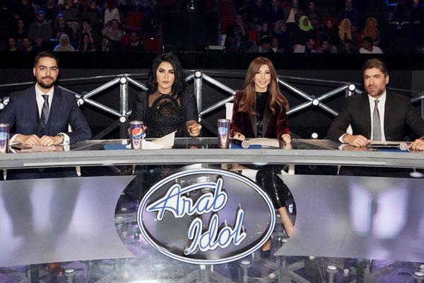 إنطلاق تصفيات العروض المباشرة من Arab Idol