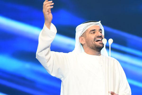 حسين الجسمي يفتتح حفلات مسرح دبي أوبرا
