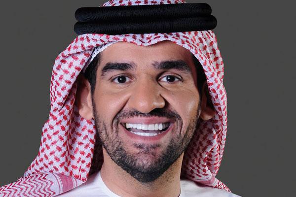 حسين الجسمي يُطلِق