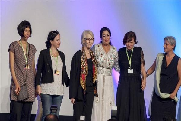 من دورة سابقة لمهرجان سلا الدولي لفيلم المرأة