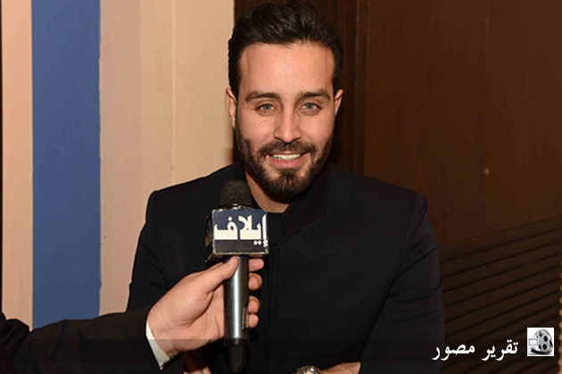 سعد رمضان متحدّثاً لكاميرا إيلاف