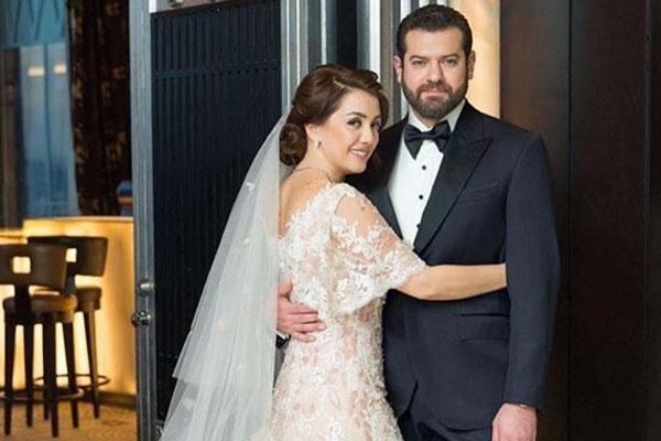 زفاف أسطوري لعمرو يوسف وكندة علوش