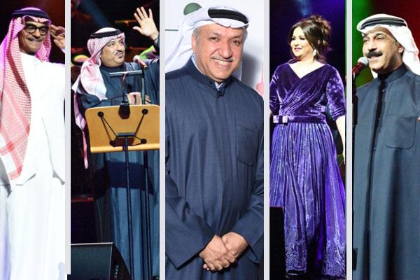 إنطلاقة لافتة لمهرجان فبراير الكويت من تنظيم روتانا