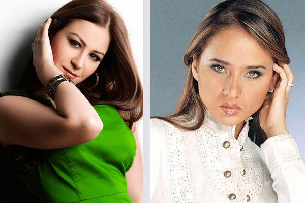 منة شلبي ونيللي كريم تتقاسمان جوائز