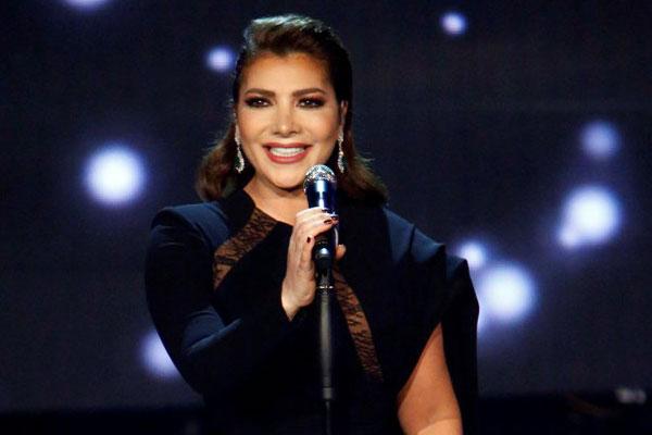 أصالة على مسرح Arab Idol