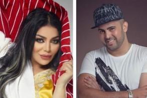 خالد سلام وليلى غفران