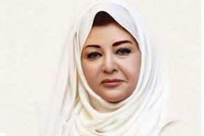 الفنانة عفاف شعيب