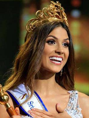 كولومبيا تُتوج ملكة جمال من أصلٍ لبناني