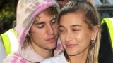 عارضة الأزياء هايلي بالدوين تؤكد زواجها من جاستين بيبر بطريقة غير تقليدية