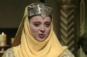الممثلة المعتزلة عبير الشرقاوي