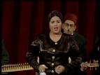 أم كلثوم تغني في مهرجان شتاء طنطورة بتقنية الهولوغرام