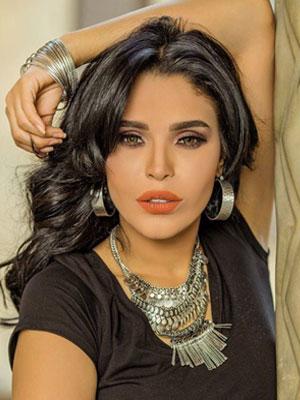 أمينة تُغنّي في دبي مع سعد الصغير