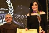 حورية فرغلي أفضل ممثلة في مهرجان الكاثوليكي للسينما