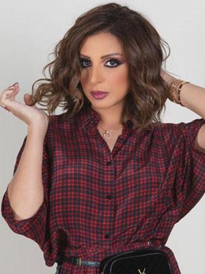 أنغام تضع خاتم الزواج في حفل فبراير الكويت