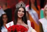 تجريد ملكة جمال روسيا من لقبها
