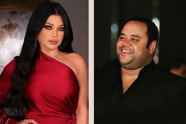 محمد ممدوح وهيفاء وهبي