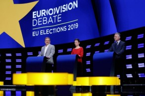 لقطة من يوروفيجن