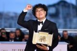 بونغ جون-هو يفوز بالسعفة الذهبية في مهرجان