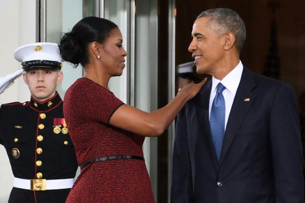 الثنائي أوباما