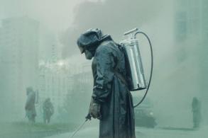 الملصق الدعائي لنسخة HBO