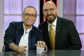 زافين قيومجيان مع مروان حداد