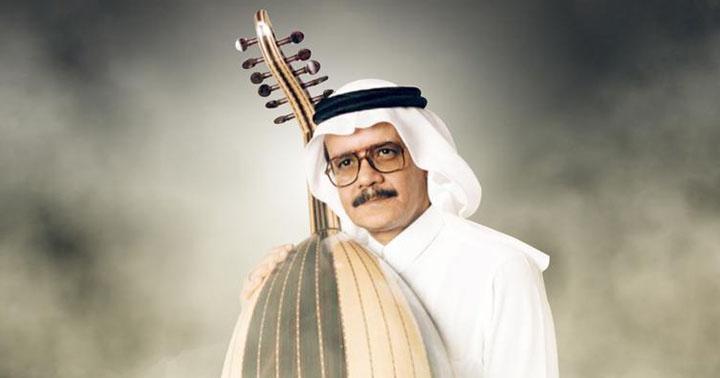من الأرشيف: الفنان الراحل طلال مداح