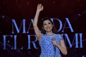 ماجدة الرومي على مسرح مهرجانات جونية الدولية