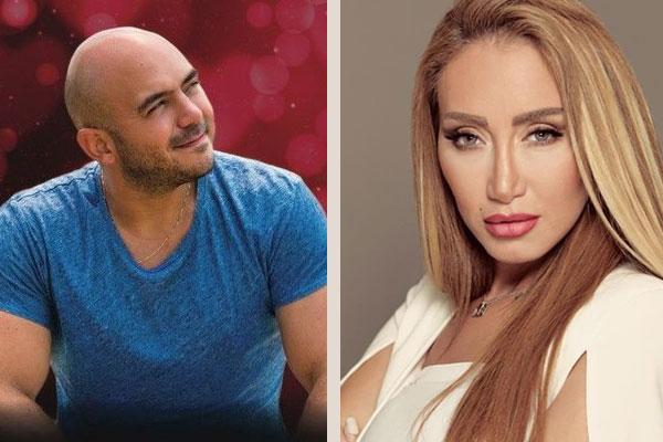 ريهام سعيد ومحمود العسيلي