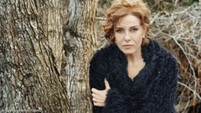 المغنية والممثلة التركية زحل أولجاي