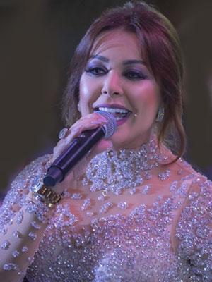 سارة الهاني تُغنّي وردة الجزائرية في مهرجانات صيدا