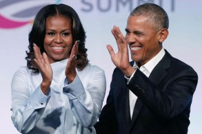 باراك وميشيل اوباما