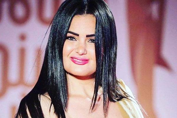 سما المصري تناشد لحمايتها من مرتضى منصور