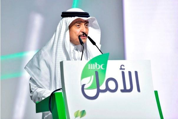 MBC الأمل  تحتفي بـ صنّاع المواد الإعلامية المُلهِمة  في الرياض