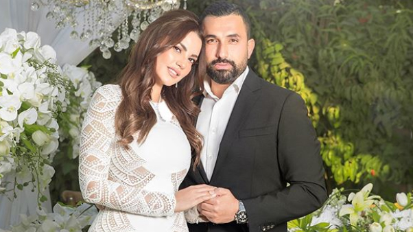 الممثلة التونسية درة تعلن عن زواجها من رجل أعمال مصري