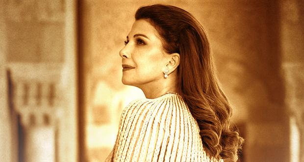 ماجدة الرومى تتألق في حفل قصر القبة وتوجه رسالة بالدموع الى لبنان