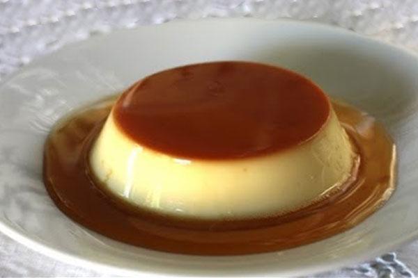 حلوى الكريم كراميل