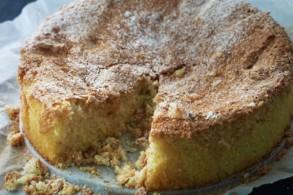 كعكة اللوز الاسبانية