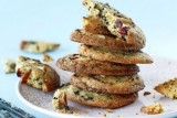 البسكويت بالتوت Cookies