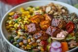 طبق التوفو النباتي
